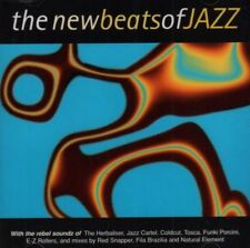 Various Electronica(CD Album)The New Beats Of Jazz-Passion Music-CD TEP-New