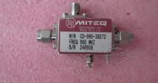 MITEQ CD-960-38272 960MHz 20dB SMA  RF bi-directional coupler with detector