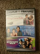 Along Came Polly - Reality Bites - Mystery Men (Dvd - New - Triple Feature