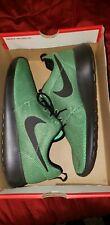 Nike Roshe One POISON GREEN Mens 511881-034 black Green Running Shoes Size 11