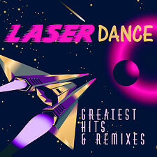 Italo LP Vinyl Laserdance Greatest Hits & Remixes