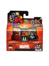 Marvel Minimates Daredevil & Venom Best of Series 2 Figures Brand New In Box