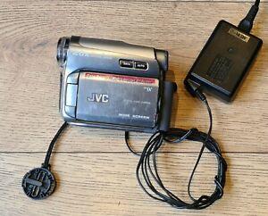 Digital Video Camera JVC-GR720EK