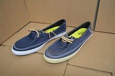 Vans Women's Rata Lo Navy / Tan Hemp Shoes