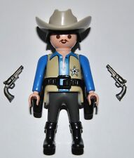 34334 Sheriff Montana playmobil,cowboy,vaquero