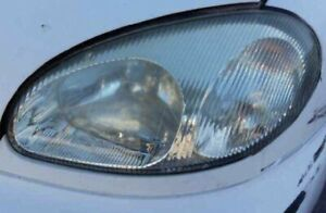 1999 2000 2001 2002 DAEWOO LANOS DRIVER LEFT SIDE HEADLIGHT LIGHT LAMP ASSEMBLY