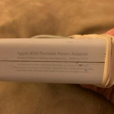 Genuine OEM Apple 85W Portable Power Adapter Charger for Macbook A1172