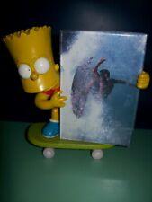 Personnage The Simpsons-Porte photo-Hauteur : 15,5 cm- largeur: 13 cm-Très bon