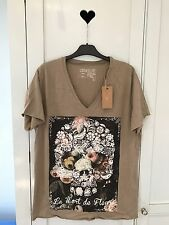 New Look Trendy Mens Oversized T-shirt. XXL Basic, Super Trendy With Fab Print.