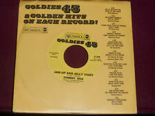 "TOMMY ROE ""Jam Up And Jelly Tight"" ABC Dunhill/Goldies 45 D-1448"