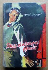 Krimi-Leihbuch:  Bart Carson  /  Das einsame Haus   (Z 1)