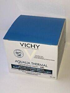 Vichy Aqualia Thermal Rehydrating Cream Gel For Combination Skin 50ml Brand New