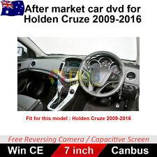 """7"""" Car DVD GPS Navigation Head Unit For Holden Cruze 2009-2016"""
