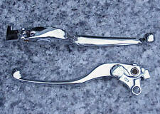 1998-2006 Suzuki Intruder 1500 Boulevard C90 CHROME LEVERS