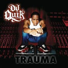 DJ Quik Trauma [PA]  (CD, Sep-2005, Mad Science)