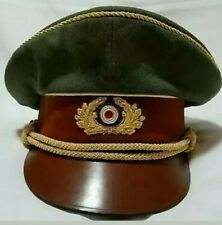 WW2 GERMAN SUPREME COMMANDER GENERAL OFFICER HAT CAP