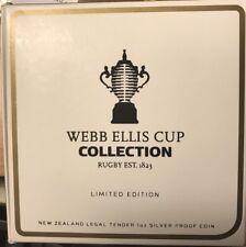 New Zealand 2011 - The Webb Ellis Cup