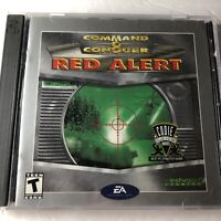 Video Game PC Command & Conquer Red Alert 2 discs