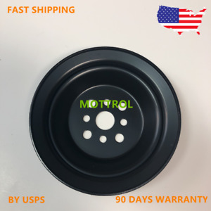 """NEW FITS FOR CUMMINS PULLEY 3919624 7"""" diameter V-groove .6738-91-1510 4d107"""