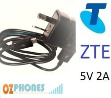 ZTE Telstra Wall Charger Telstra Tough 2 3 Dave T83 Max T84 T54 T55 T165+ 5v 2a
