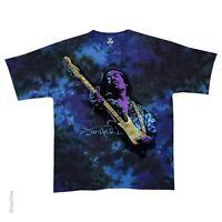 New JIMI HENDRIX Soul Power Tie Dye T Shirt