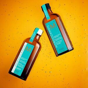 Moroccanoil Oil Treatment 100ml/3.4oz  Original All Hair Types Regular