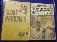 1975 And 1979 Boy Scout Handbooks