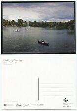 31072 - Berlin - Pankow - Blick über den Weißensee - alte Ansichtskarte