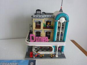 Lego Creator Expert American Diner 10260