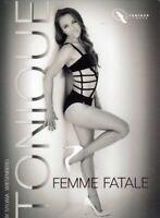 Tonique Femme Fatale with Sylwia Wiesenberg (DVD, 2014), New, Digipak