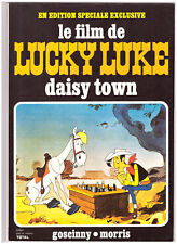 Bande Dessinée LUCKY LUKE daisy town Éditions PEG TOTAL 1972 E-O  * B-D NEUVE