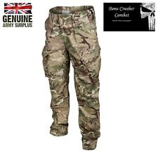 More details for genuine british army pcs  mtp multicam  trousers–various sizes