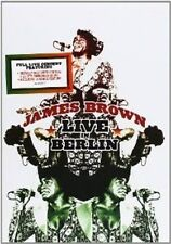 JAMES BROWN Live In Berlin DVD NEW