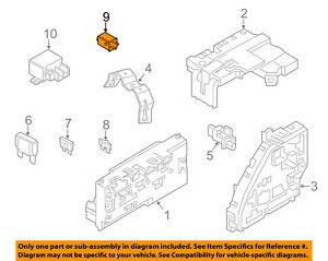 BMW OEM 00-06 X5-Horn Relay 61368373700