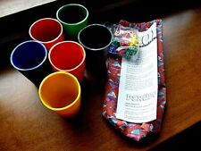Perudo Inca Bluffing Game Complete in Drawstring Bag