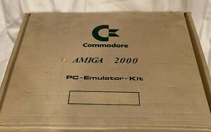 Commodore A2088XT PC Amiga Bridgeboard - Complete Boxed Kit - Nice Condition