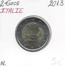2 Euros - ITALIE - 2013 // Qualité: Neuve (VERDI)