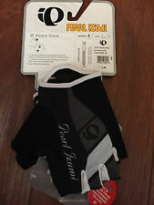 NEW Pearl Izumi Attack Women's Cycling Gloves 14241203 Color Black Large