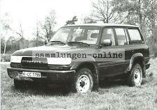 TOYOTA Land Cruiser Geländewagen 4x4 Allrad Pressefoto Foto Fotografie Auto