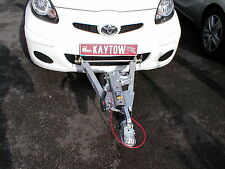 Toyota Aygo Braked Towing A Frame (Fitted)
