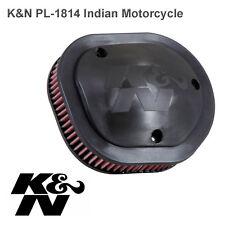 Indian Chief Cheiftan Roadmaster 111ci 14-16 K&N Performance Air Filter PL-1814