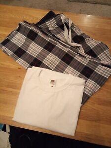 Men's Loungewear. Size XL.