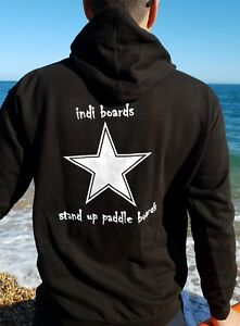 Indi Boards Hoodie.  Stand Up Paddle Boards.