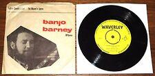 "BANJO BARNEY McKENNA FATHER MURPHY'S AIR UK WAVERLEY FOLK 7"" 1964 THE DUBLINERS"