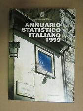 Annuario statistico italiano 1999. Con CD-ROM
