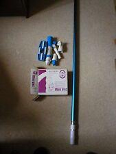 Pentair Arco Iris Mini Vac/Limpiador para Jacuzzi Piscina// Spa + 8' poste telescópico