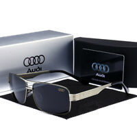 Audi Polarized Brand Men's Sunglasses Fashion Classic UV400 Men Eyewear Box 2019
