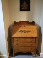 Antique Drop Leaf Desk