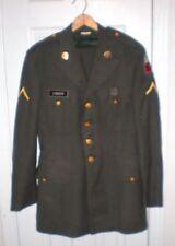 First Army E-2 U.S. dress uniform (pants, jacket, tie etc.) 1962, providence