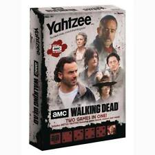 The Walking Dead - AMC - Battle Yahtzee + UK Dispatch